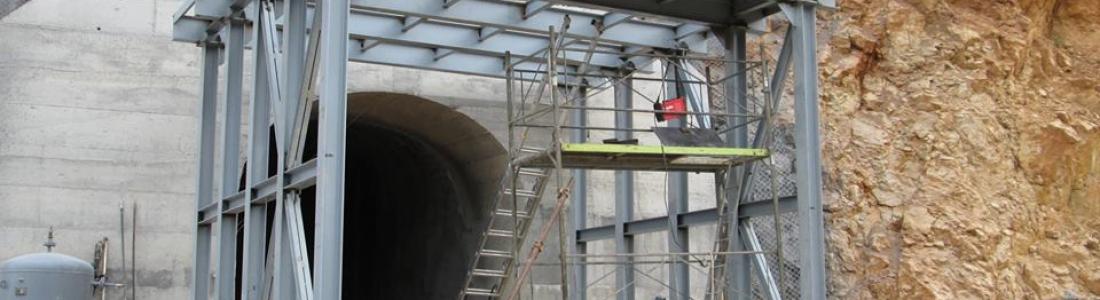 Nadzor nad izgradnjom tunela - potkopa
