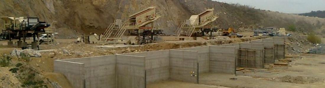 Nadzor nad izgranjom drobiličnog postrojenja